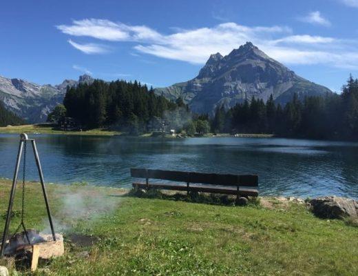 Arnisee - Erholung und Natur mit Bergluft