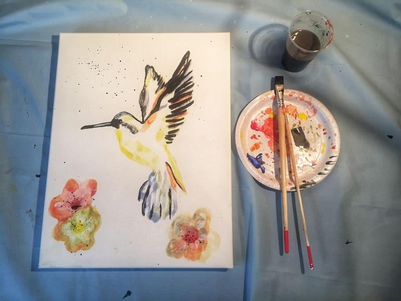 ArtNight Home Kolibri